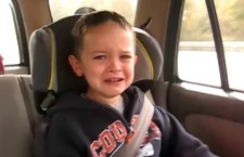 Crying kid gets to be Governor of New Jersey