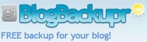 """Blogbackupr"""