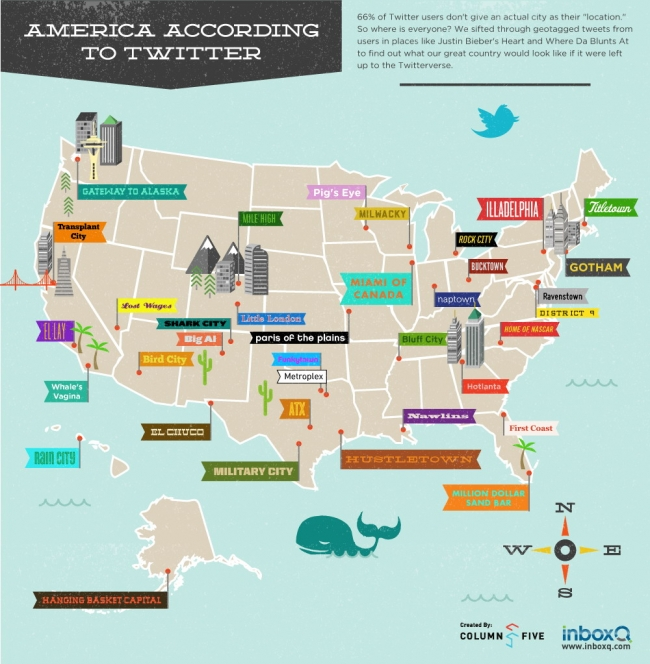 small_us city names according to twitter