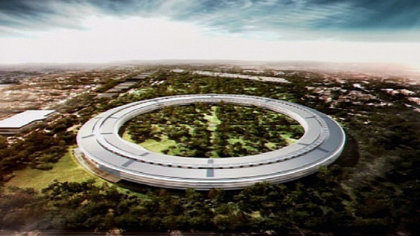 apples-new-headquaters