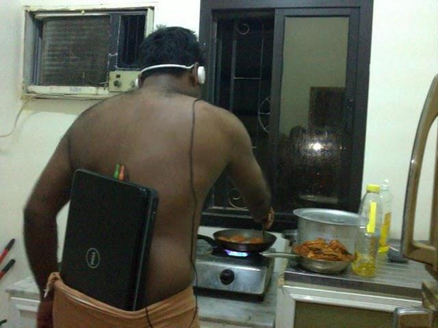 How can you quickly turn your laptop into an iPod