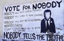 Vote for Nobody!