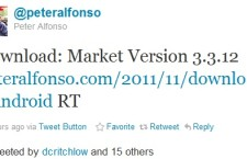 Download: Android Market Updated to v 3.3.12