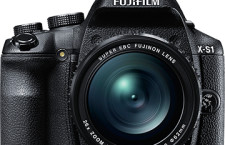 Fuji's X Series, X-S1; High-End Bridge Camera for £699 (UK)