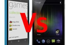 Video: Comparison, Nokia Lumia 800 Windows Phone vs. Samsung Galaxy Nexus Android 4.0