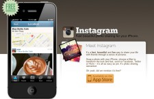 Instagram, iPhone App, Coming to Android; Trends in Twitter