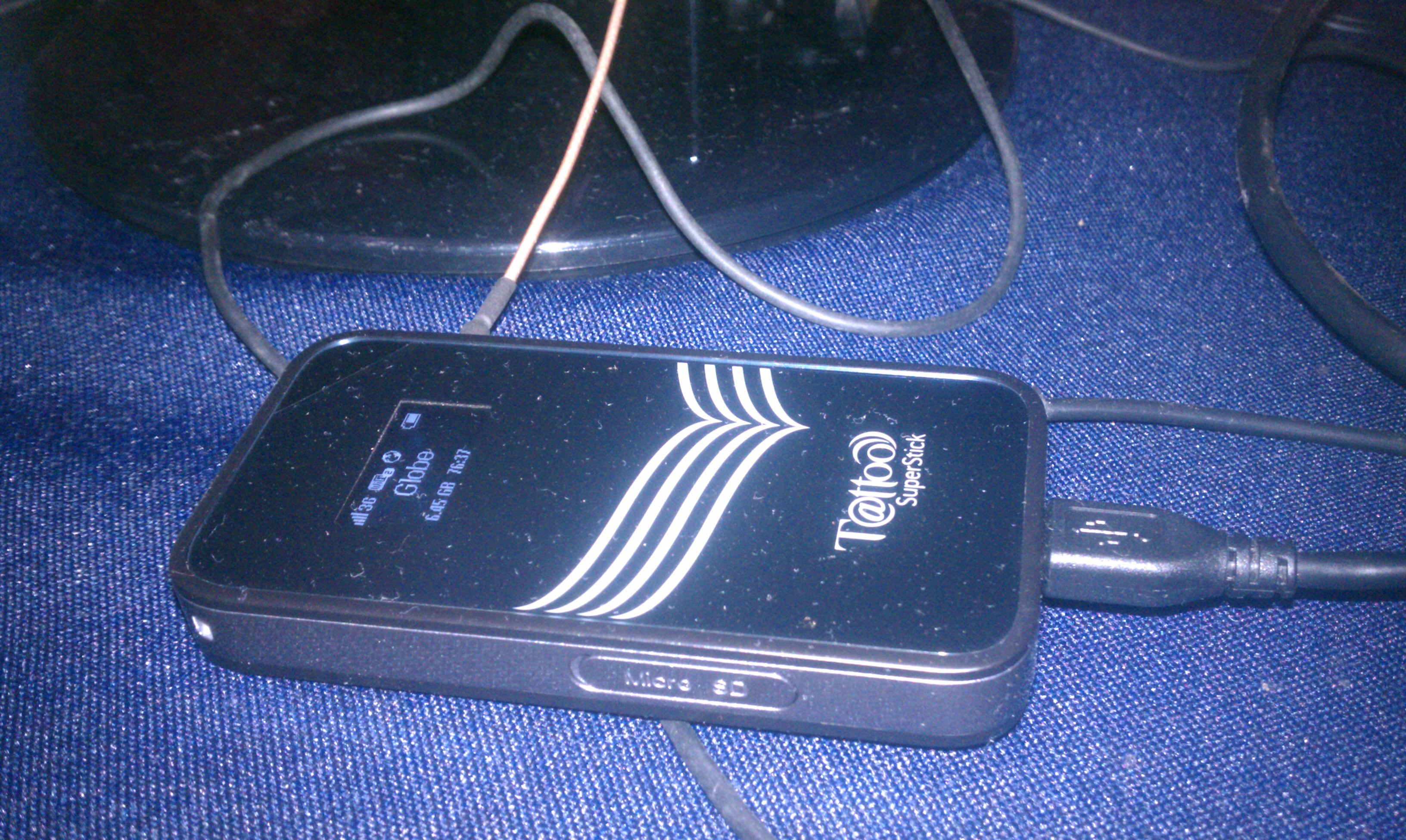 mobile wifi 4g huawei