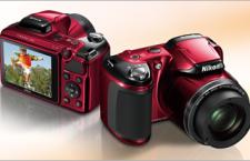 2012 Nikon COOLPIX L-Series Cameras; L810/L26/L25; Specs