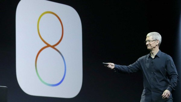 iOS 8 is here . . .What's new ? (Infographics)
