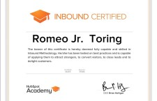 Upgrade Your Resume Online through HubSpot Academy