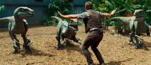Zookeppers Inspired by Chris Patt's Jurassic World Raptor Scene