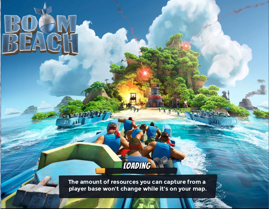 Boom Beach Latest Updates Goes for a Major Makeover