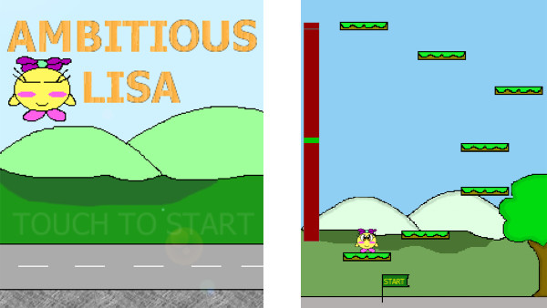 Game Review: Ambitious Lisa