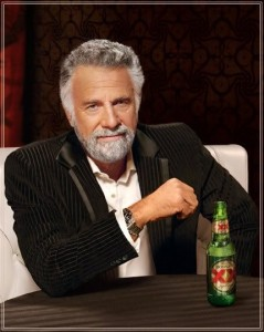 The Story behind The Most Interesting Man in the World Meme