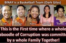 The Binay Family: A Filipino Meme