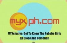 Pabebe Girls live at MYX (Watch The Videos Now)