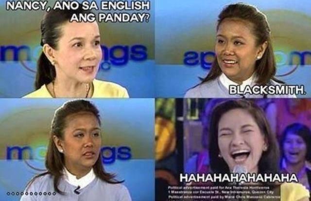 Funny Meme Photos Tagalog : The binay family: a filipino meme