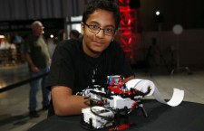13-Year-Old Boy Invented Low-cost Printers for the Blind