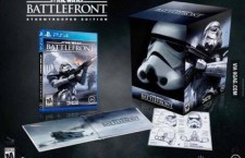 PlayStation 4 Releases Star Wars Themed Console