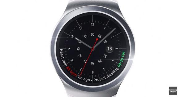 The Android Smartwatch: Samsung Gear S2