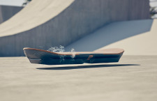 Lexus Hoverboard: It Literally Floats on Air