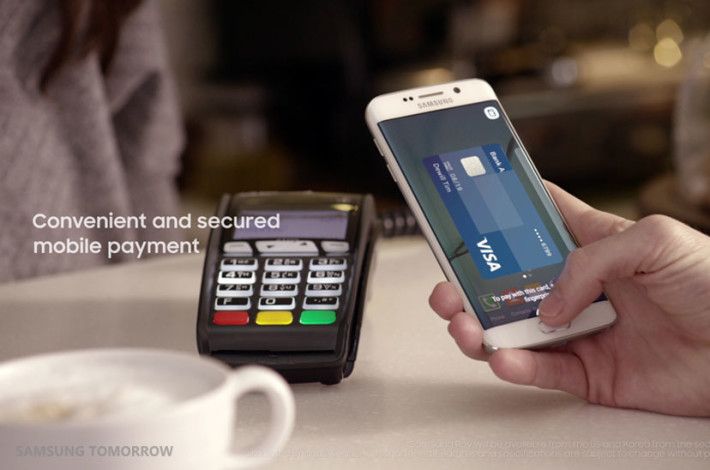 In South Korea, You Can Pay Using Your Samsung Device (Part 1)