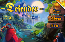 Defender HD by Gravi: Game Review