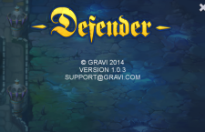 Defender HD by Gravi: Trick and Tips