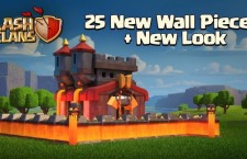 Clash of Clans September 2015 Update: Level 11 Walls