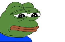 The Origin of the Sad Frog Meme