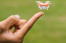 SKEYE – The Smallest Drone in the World