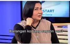 Alma Moreno is now a Meme. Laugh at these Posts