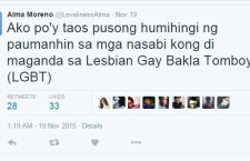 Alma Moreno's Parody Twitter Account is very Funny
