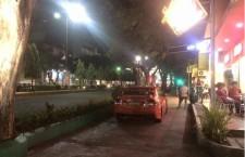 Car Parking on the Sidewalk of Cebu City Viral on Facebook