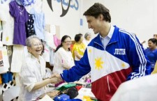 "Photo of ""Canadian Bae"" wearing PH Jacket Viral on Facebook"