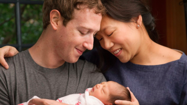 Mark Zuckerberg Donates 99% of Facebook Shares to Charities