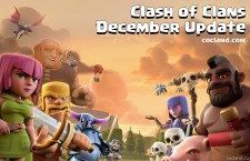 Game Review: Clash of Clans December 2015 Update