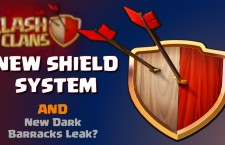 New Shield System: COC December 2015 Update