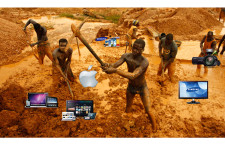 How was Child Labor of Electronic Raw Material Discovered?