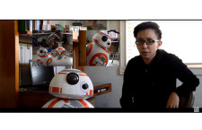 17-year-old Filipino recreated BB-8 Star Wars Robot