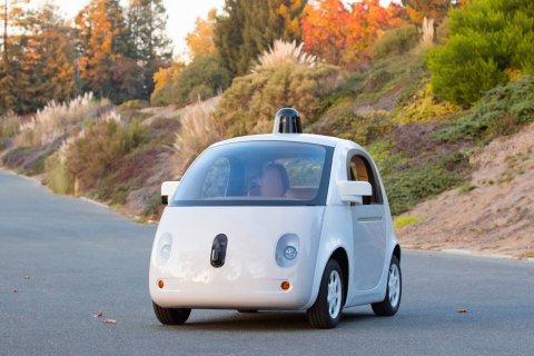 Google Cars still Need Human Intervention