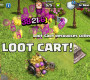 COC January 2016 Update: Loot Cart [Game Review]
