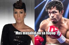Pacquiao trigged Culture War between Christians and LGBT