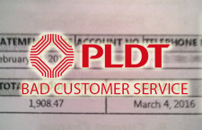 PLDT Disconnects Internet Week after Due Date — Bad Customer Service