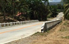 Bridge in Southern Leyte Built on Flat Road without a River