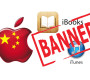 China Shuts Down Apple's iBooks and iTunes Movies