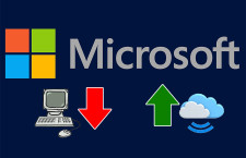 Microsoft suffer low PC sales; Invests on Cloud instead