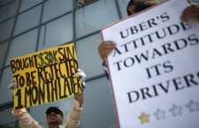 UBER Drivers in the US Demands Employee Status
