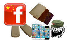 Facebook wins Trademark against Chinese Imitation Product