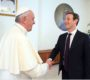 Pope Francis meets Facebook CEO Mark Zuckerberg